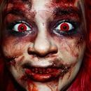 Evil Dead/Exorcist inspired makeup