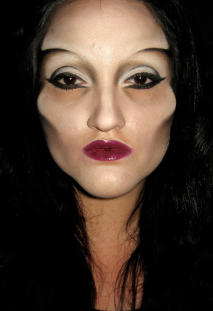 Lady Gaga inspired look