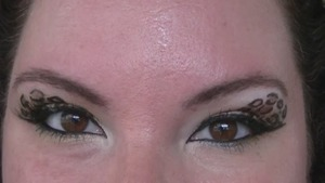 Leopard Eye Tutorial