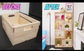 10 DIY ROOM DECOR LIFE HACKS FOR ORGANIZATION & SPRING CLEANING DECORATING IDEAS!