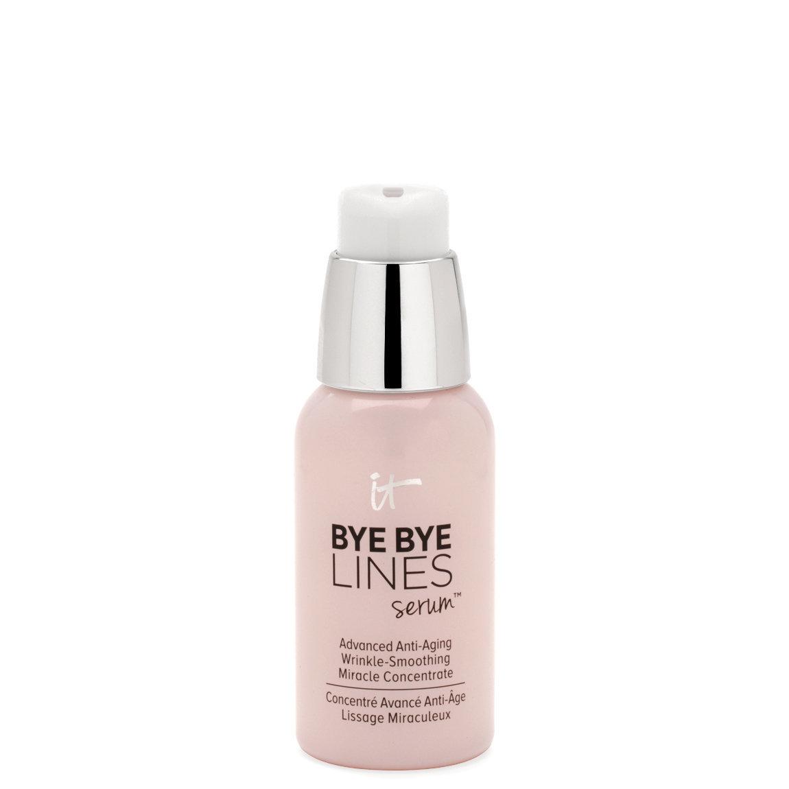 IT Cosmetics  Bye Bye Lines Serum product swatch.