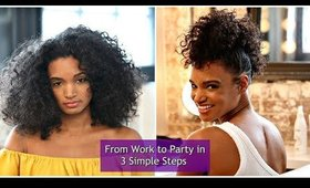 From Work to Party in 3 Simple Steps with LuxJu