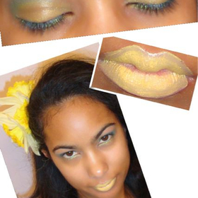 Looks created using Lime Crime