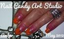 Simple Pink & Orange Design