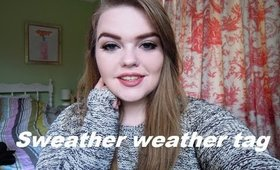Sweather weather tag | NiamhTbh