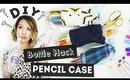 DIY Bottle Hack Pencil Case   Back to School   ANNEORSHINE