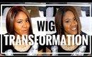 Wig Transformation From Weak To Fleek Featuring IT'S A WIG! NIKKITA