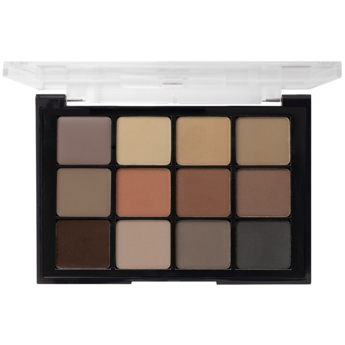 Viseart Structure Brow and Eyeshadow Palette alternative view 1 - product swatch.