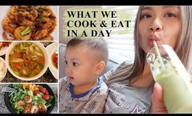 What We Cook & Eat In A Day (Vietnamese Foods)   HAUSOFCOLOR