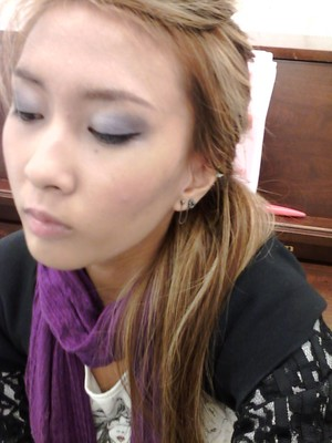 2011.10.06 obsessed with my new UD eyeshadow pallet omfg