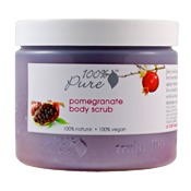 100% Pure Pomegranate Body Scrub