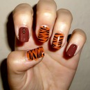 Tiger Print and Studs