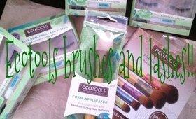 Ecotools Online Haul#EarthDay2014