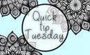 QTT #2- Period Pains