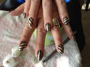 painted my grandma's nails