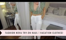 Fashion Nova Try-On Haul | Spring Clothes