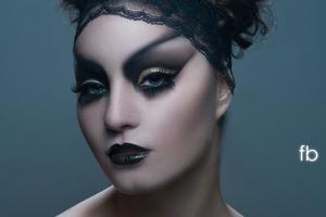 dior inspired make up
