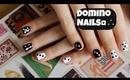 Domino Nails - Easy Fun Nail Art ~ LimBilan