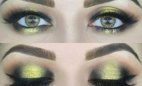 Spotlight Eye Makeup