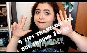 9 Tips Traveling via bus around Japan | WILLER EXPRESS
