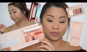 Real Talk Review and Swatch Gigi Hadid & Maybelline Collab-Jetsetter Palette & Lipkit