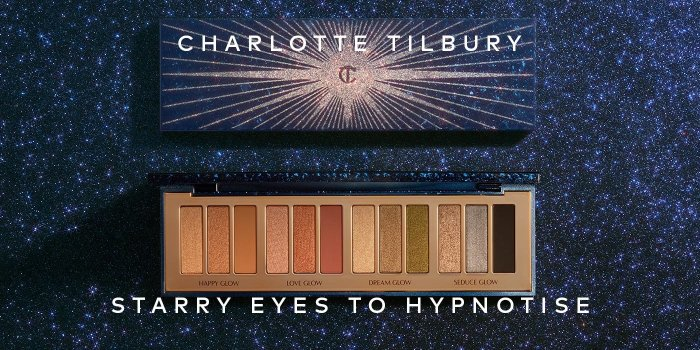 Shop Charlotte Tilbury's Starry Eyes to Hypnotize Palette on Beautylish.com
