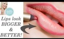 How To Apply Lip Liner! Makeup Artist Tips!