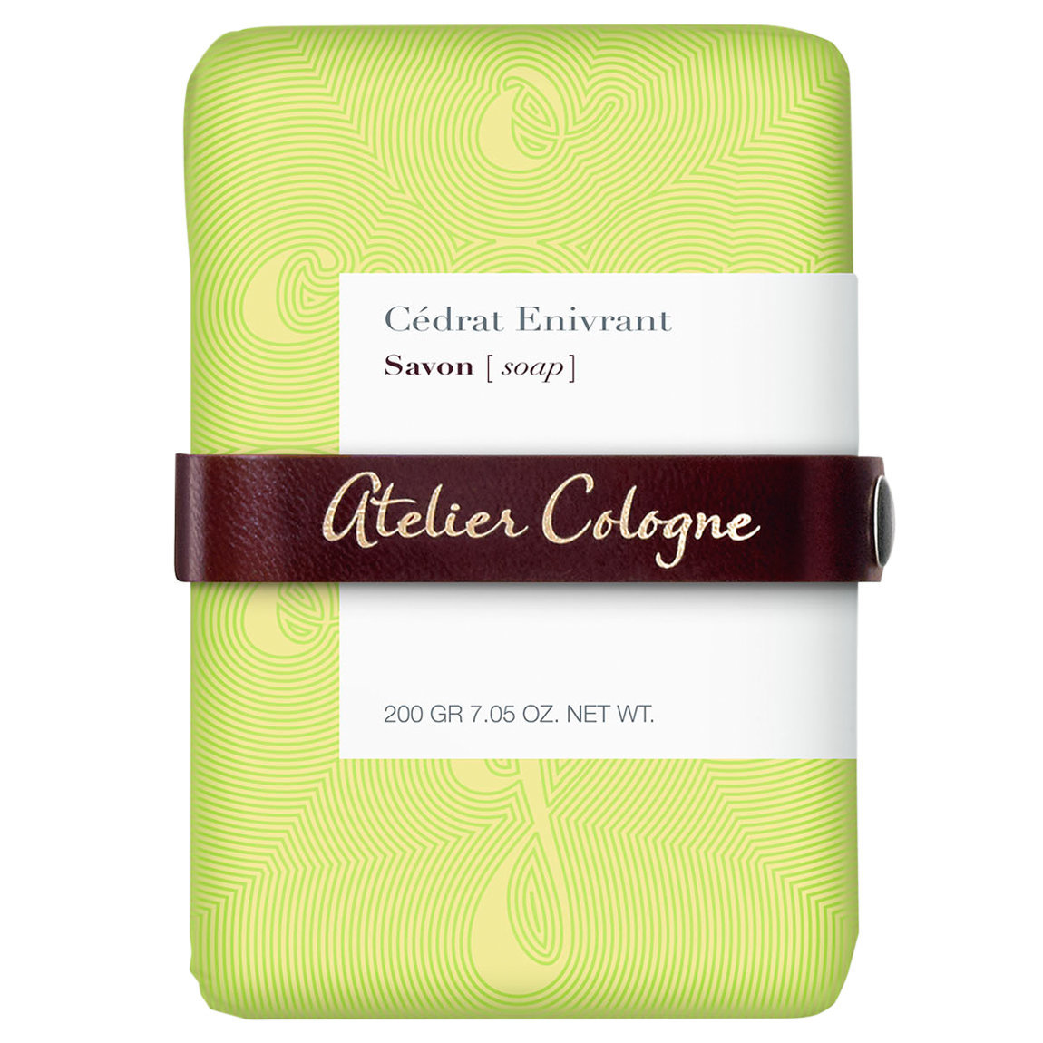 Atelier Cologne Cédrat Enivrant Soap alternative view 1 - product swatch.
