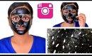Testing Instagram Trend : Charcoal Whitehead Peel | Does It Work??