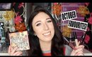 October Favourites 2015!