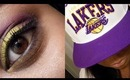 Lakers Makeup Tutorial!