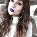 Purple lips💜