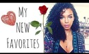 You Must See My NEW Favorites! | SunKissAlba
