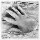 Decapitated hand.
