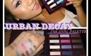 URBAN DECAY ♡ 15th ANNI. Palette REVIEW & SWATCHES
