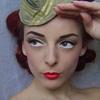 History of make up - 1940's