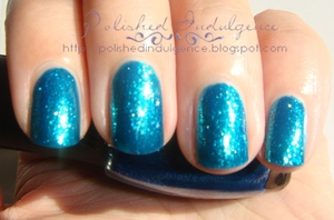 Quo by Orly Turquoise Moonlight