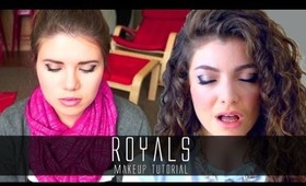 """Royals"" by Lorde Makeup // Tutorial"