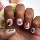 Kitten Decals - Nail Art