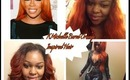 Essences Dream Hair | Malaysian Body Wave | K.Michelle  Inspired Hair Final Review