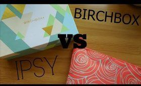IPSY vs Birchbox March 2016