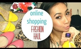 FASHION HAUL - Online shopping