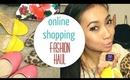 FASHION HAUL - Online shopping