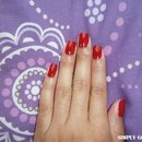 "NOTD: Nicole by OPI ""Challenge Red-Y"""