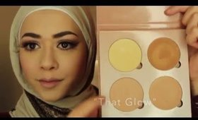 Valentines Day Makeup| Soft & Romantic| Naked Palette 3| Lujainsbeauty101