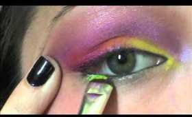 Vivid Eye Makeup