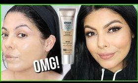 WORLDS BEST DRUGSTORE MAKEUP   MAYBELLINE URBAN DREAM COVER FOUNDATION REVIEW   SCCASTANEDA