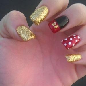 Nails Ideas For Disneyland Beautylish