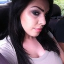 Glowy summer makeup <3