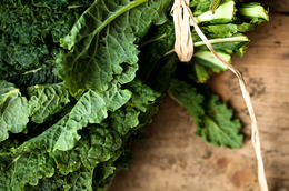 Recipes for Beauty: Kale